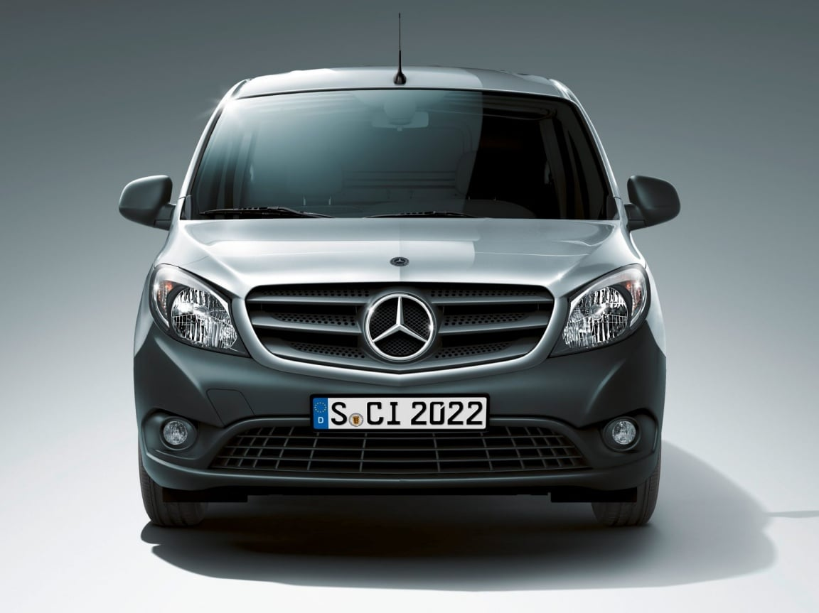 Citan Panel Van, automatic daytime driving lights