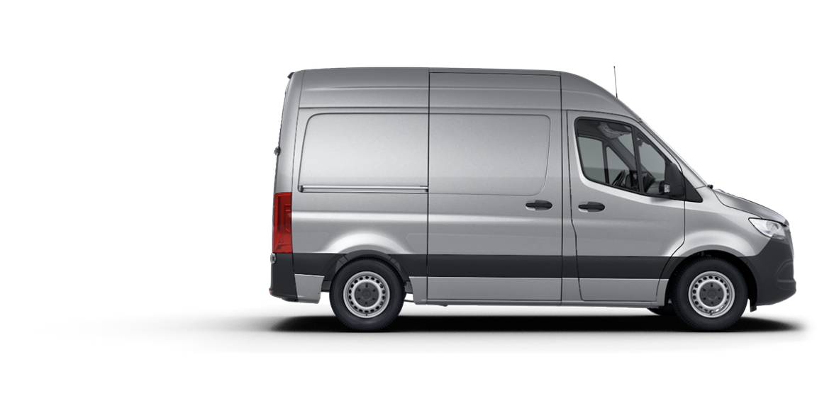 Sprinter Panel Van, high roof, 3259-mm wheelbase