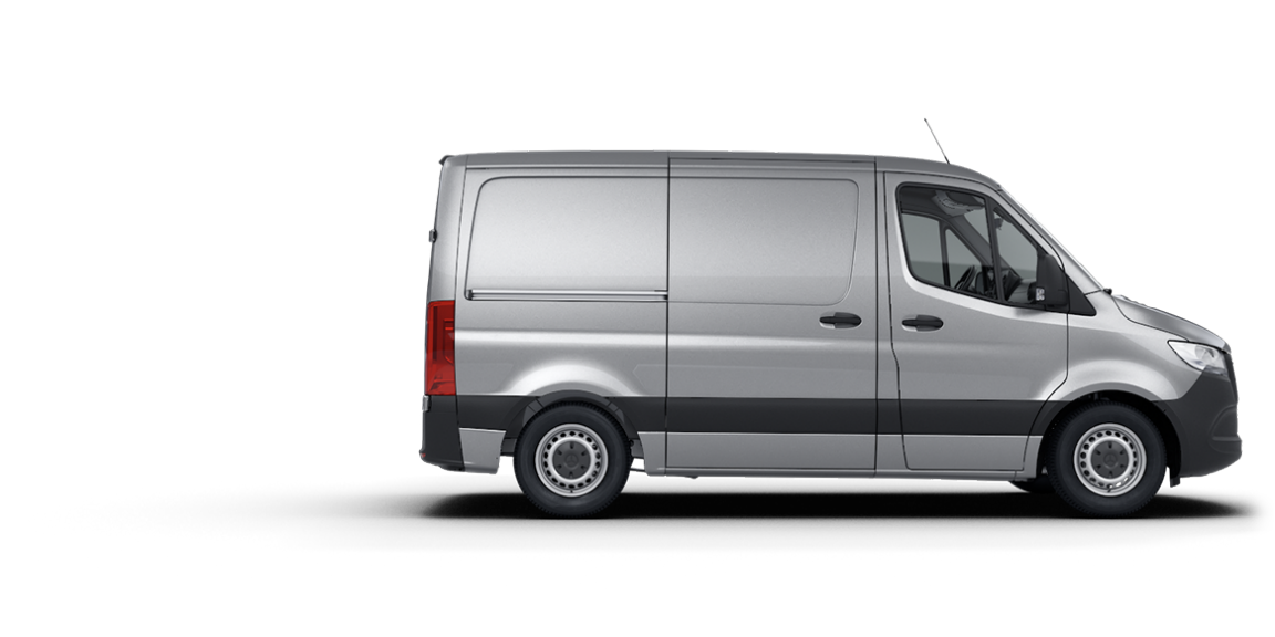 Sprinter Panel Van, standard roof height, 3259-mm wheelbase