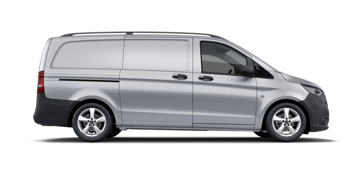 Vito panel van, 3200 mm wheelbase, long overhang
