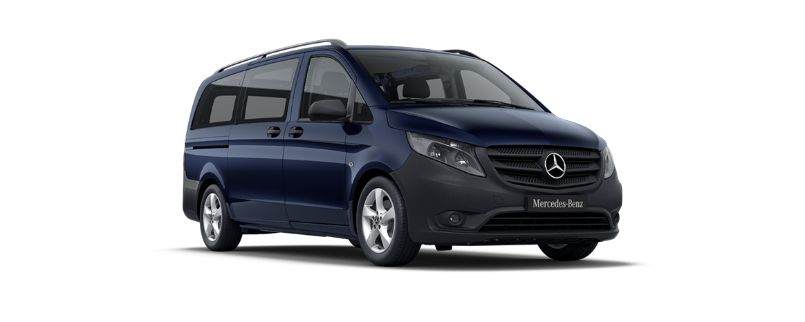 Vito Tourer, cavansite blue metallic